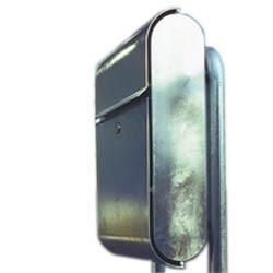 Lampas postkasse, standere og avisrør