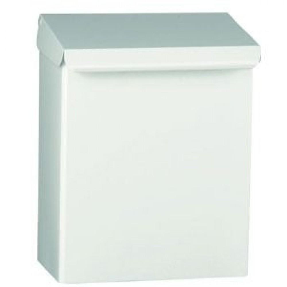 Mefa postkasse Classic 54 hvid