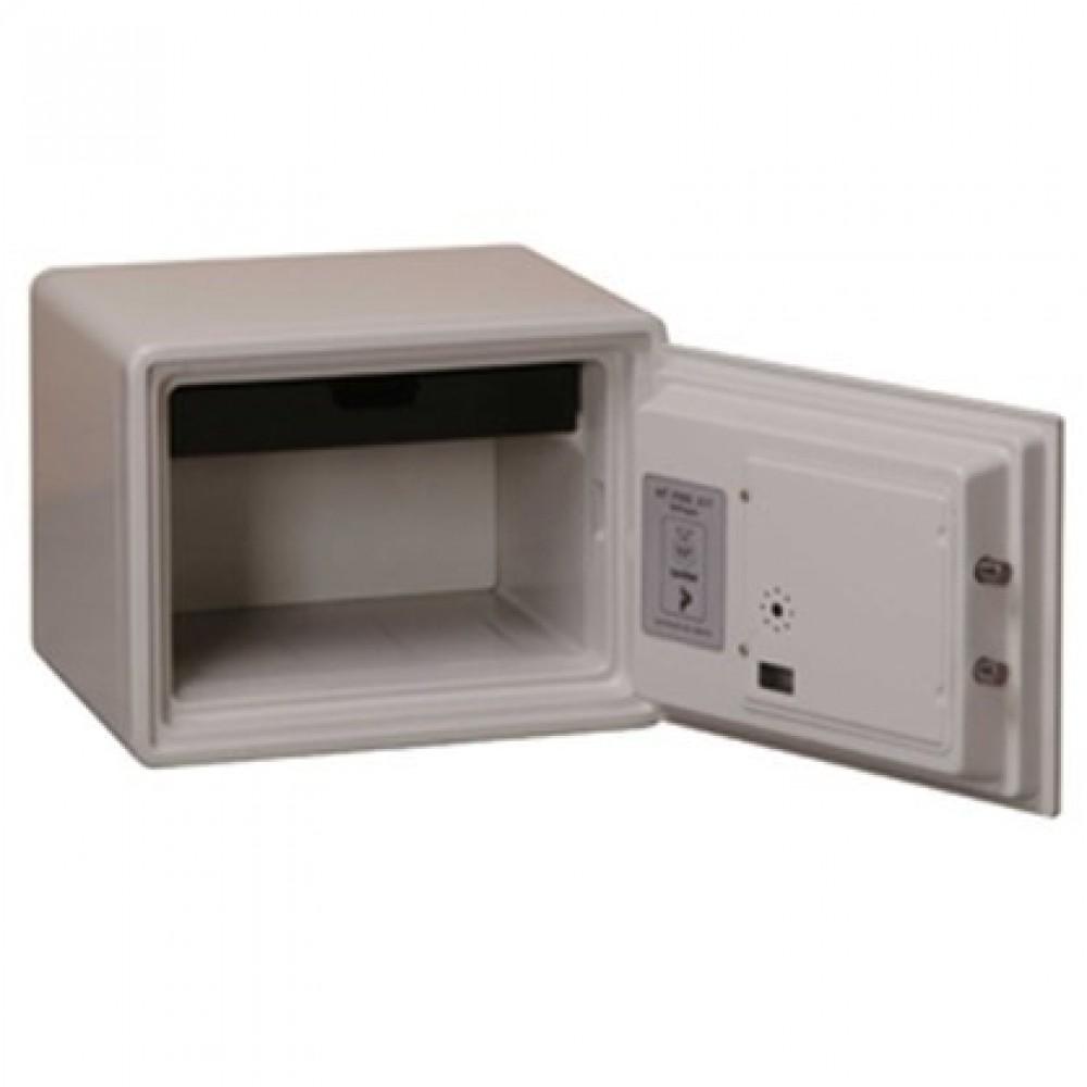 ES-15K Brandsikkert dokumentskab m/nøgle (296x390x320 mm)