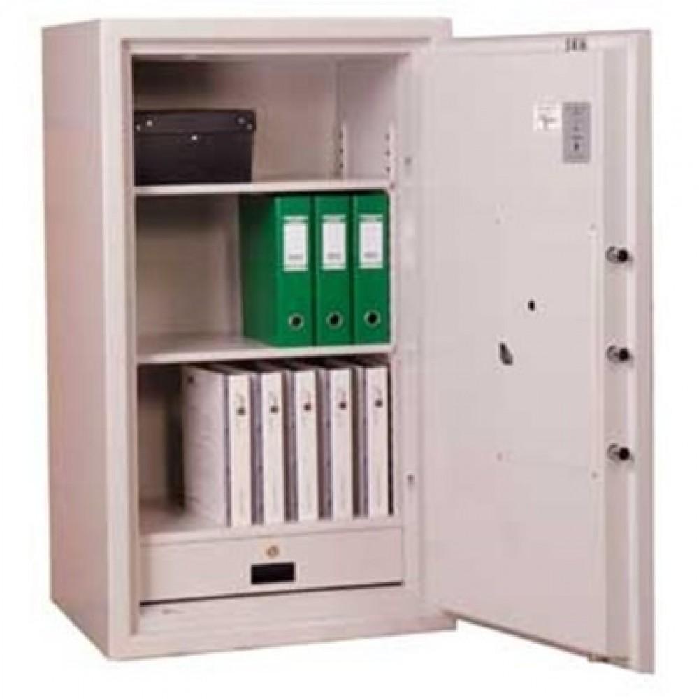 ES-200 Brandsikkert dokumentskab m/el-kode (1288x741x632 mm)