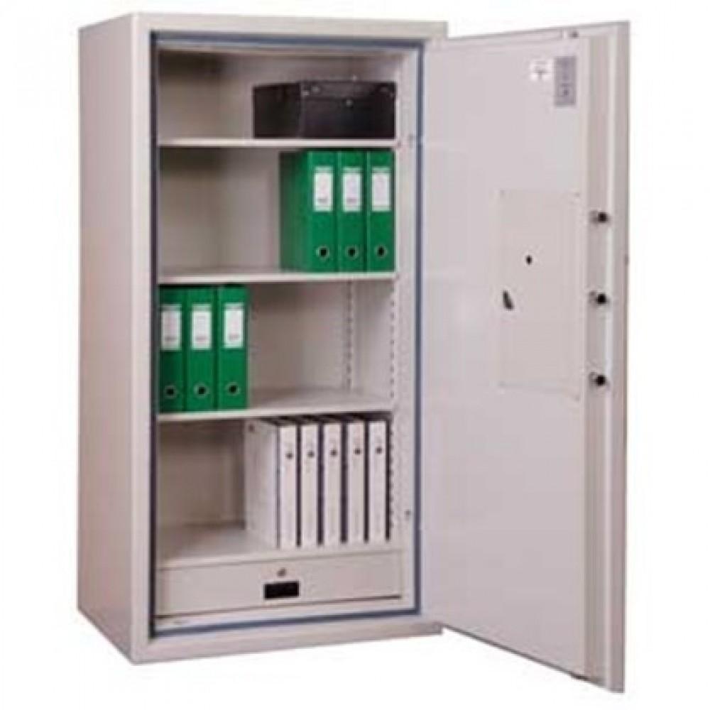 ES-400 Brandsikkert dokumentskab m/el-kode (1598x834x632 mm)