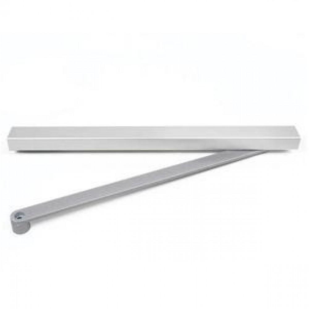 Dorma glideskinne t/TS 92-93 sølv