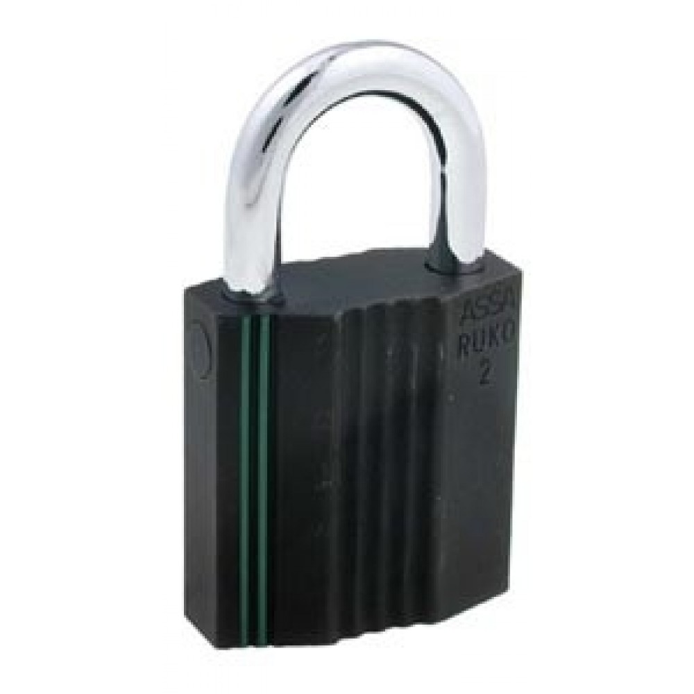 Ruko hængelås RG2641, Garant Plus u/sikkerhedskort og nøgle