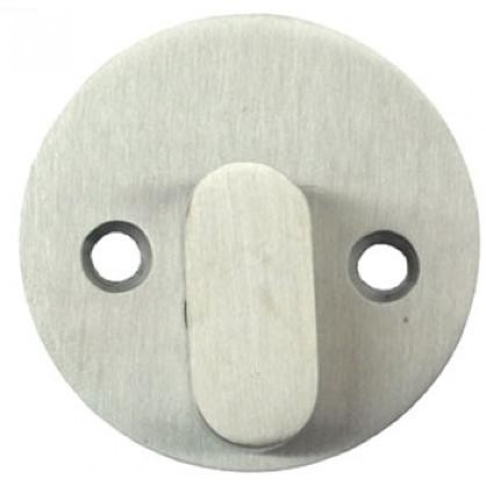Lockit vrider 1191 Design rustfri m. 2 mm roset