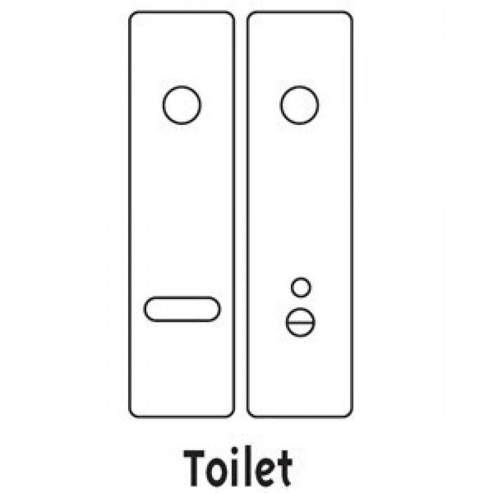 Randi Line 18 langskilt 732003TA Assa (greb/toilet)