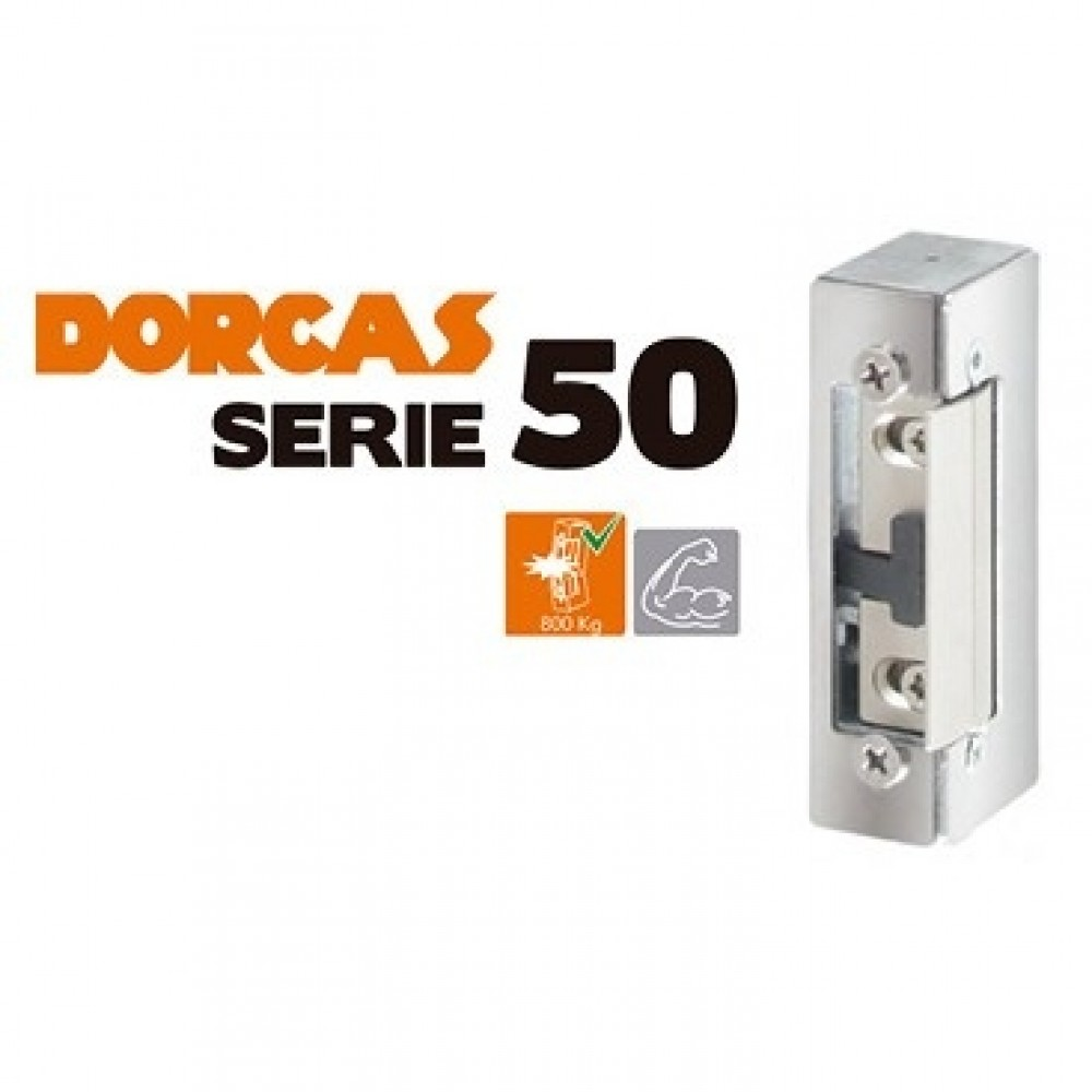 Dorcas El-slutblik 50 NF, retv. 10-24 V AC/DC, m. tilb
