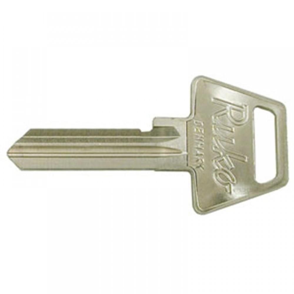Ruko nøgleemne serie 600 (ikke skåret)