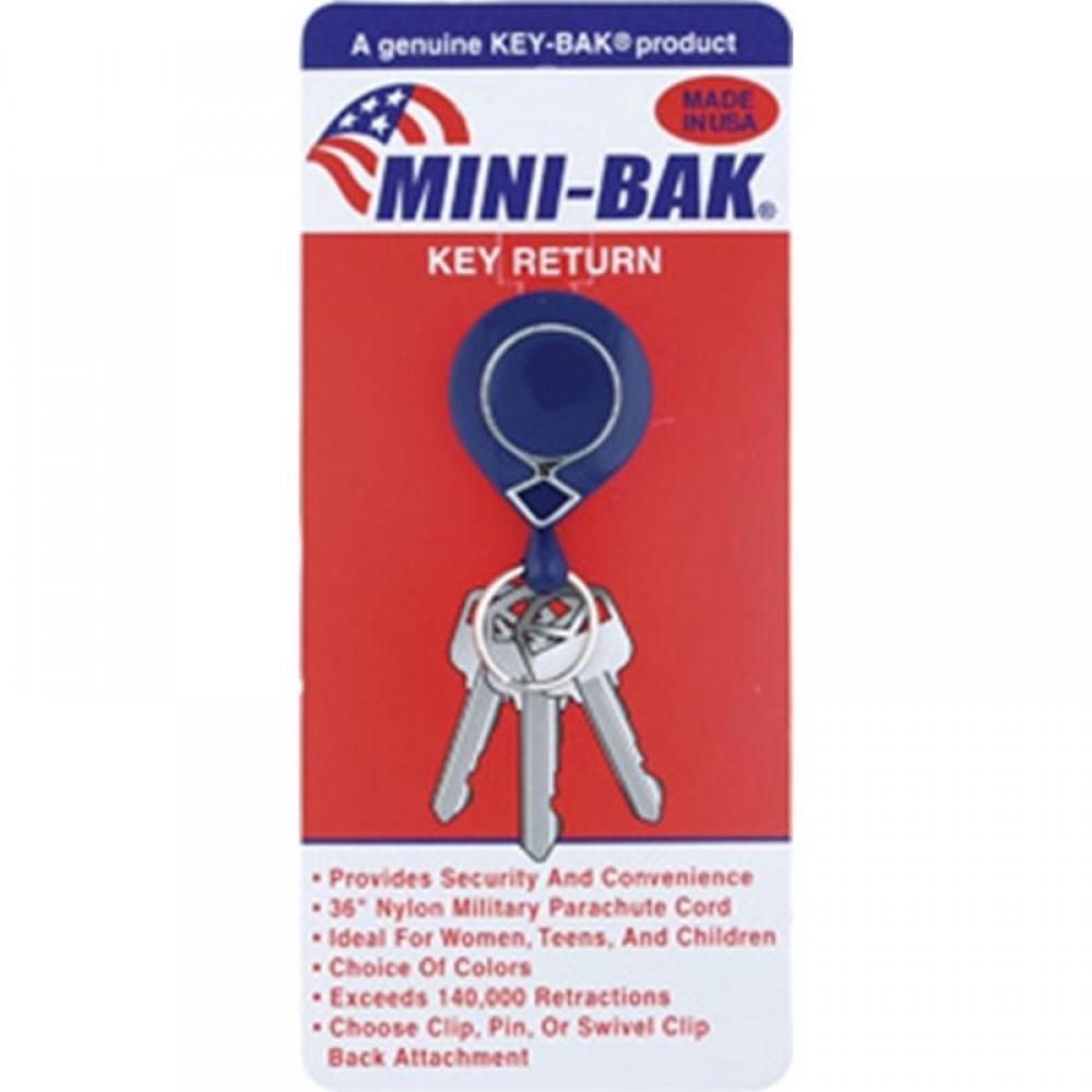Keybak (USA) mini med nøglering