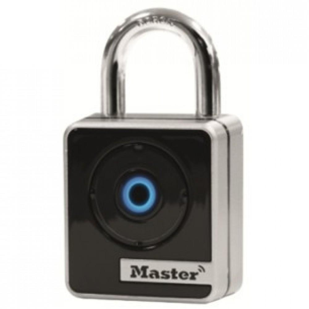 Masterlock Bluetoth hængelås indendørs