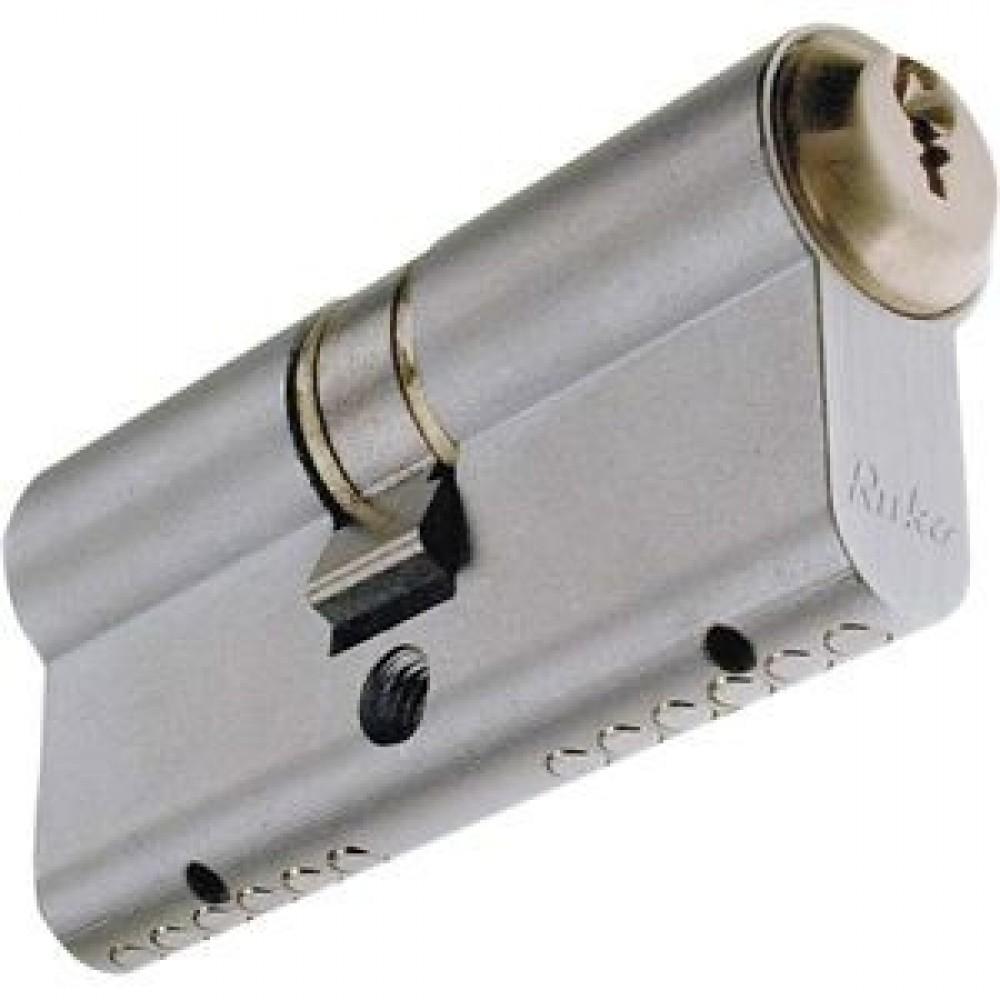 Ruko Profilcylinder RG1620, Garant Plus u/sikkerhedskort og nøgler