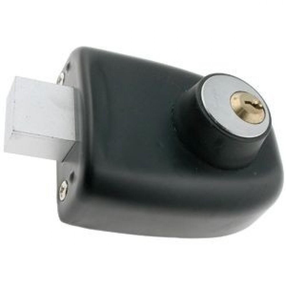 Ruko kasselås m/cylinder RG1622, Garant Plus (sort) u/sikkerhedskort og nøgler-31