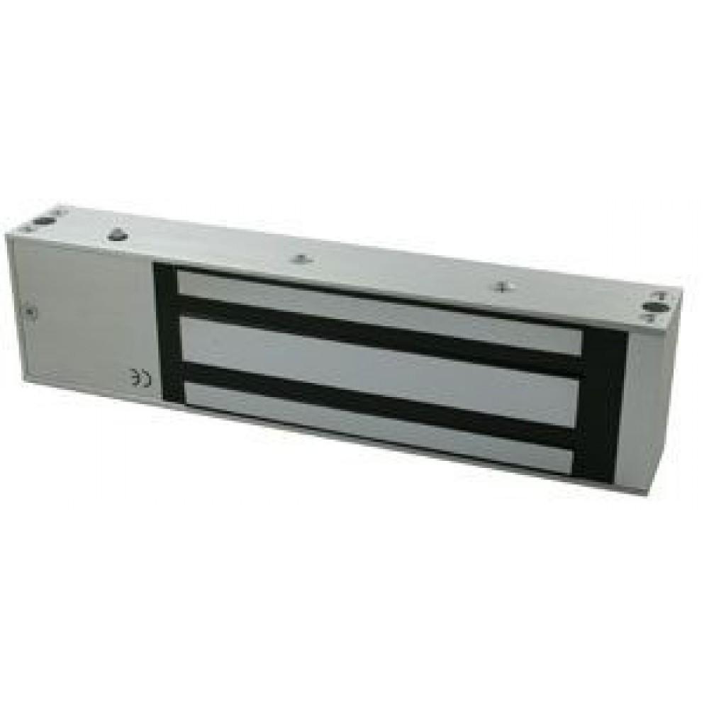 GEM dørmagnet 10020 m/tilbagemelder (545kg)