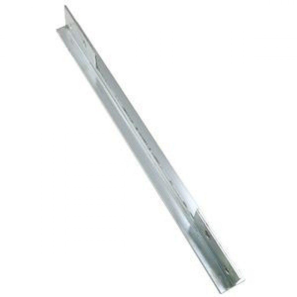 Lockit T-jern 1454 stål 400x31x35x3.0mm