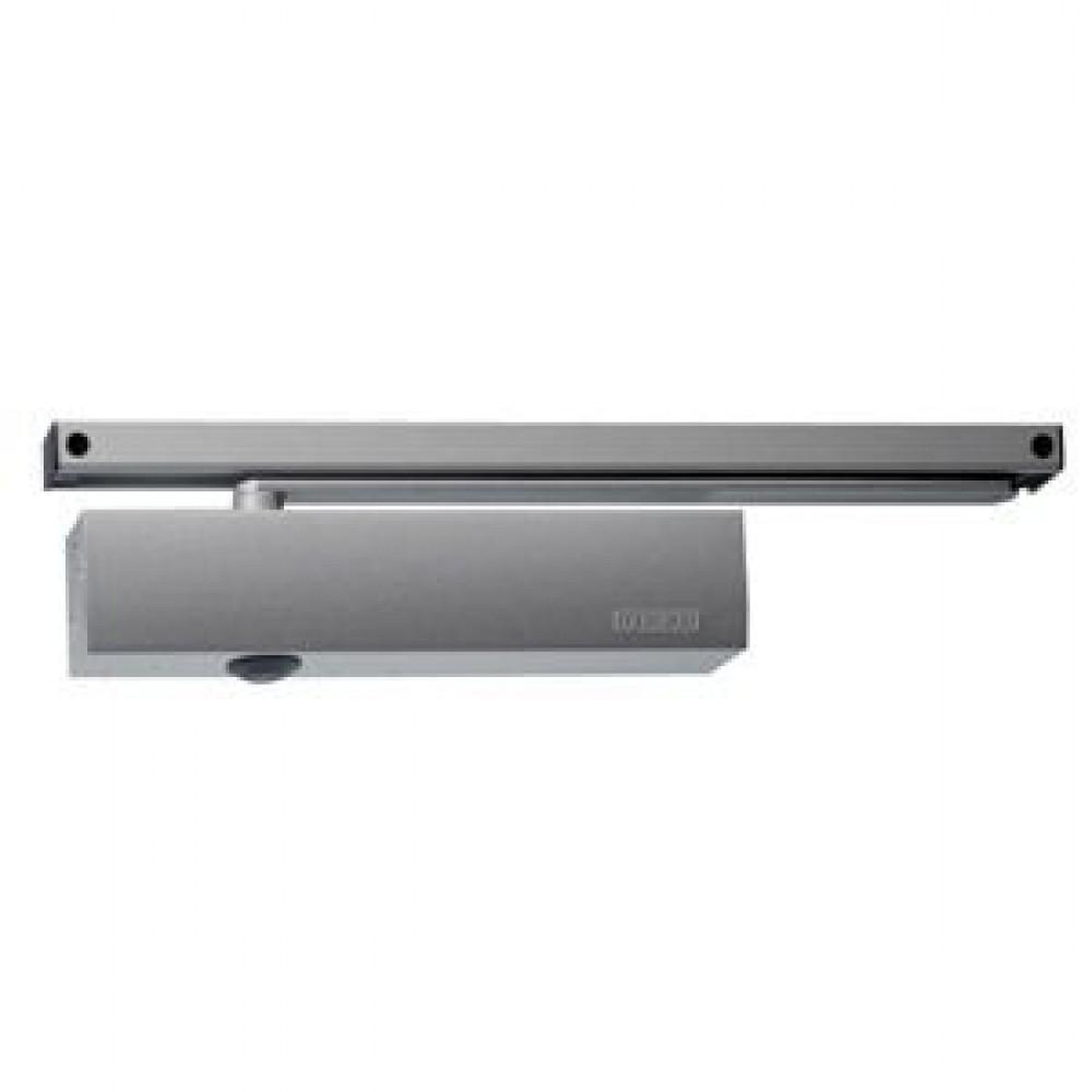 GEZE Dørlukker TS 5000 L, EN 2-6 m/glid. sølv