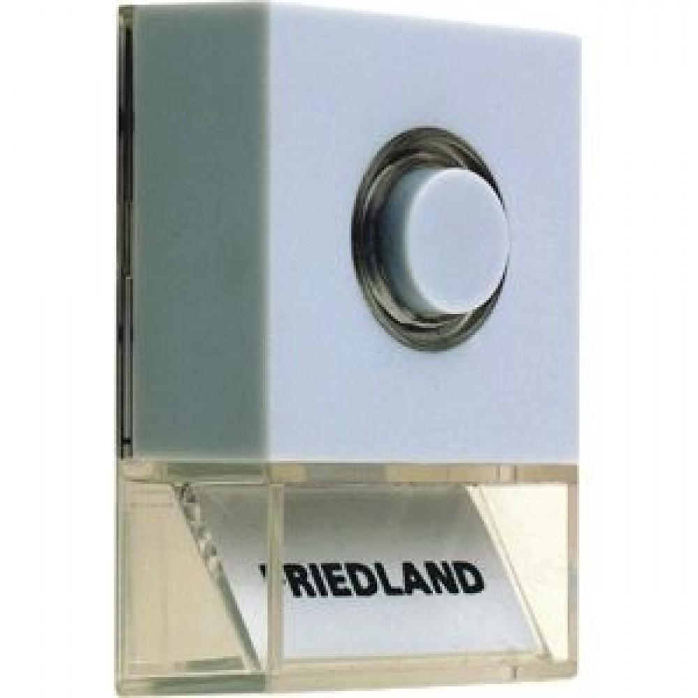 Friedland ringetryk pushlite d723 sort (bk)