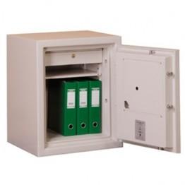 ES-065 Brandsikkert dokumentskab m/el-kode (669x549x507 mm)-20