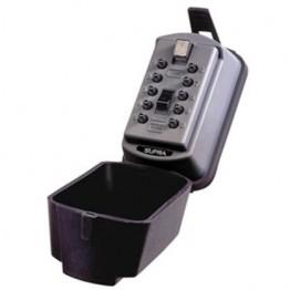 """Keysafe nøgleboks 1312 grå """"vandtæt"""" SB-20"""