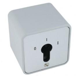 Geba nøglekontakt s-apz 1-1R/2 on/off-20