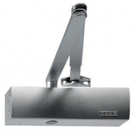 Geze dørpumpe ts2000 sølv u/arm 2-5-20