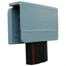 Allock Container låsebeslag universal Bolt, Højre-20