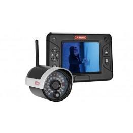 """3,5"""" TFT monitor med trådløst kamera-20"""