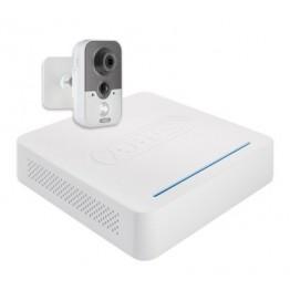 IP pakke med 1 indendørs PIR kamera-20