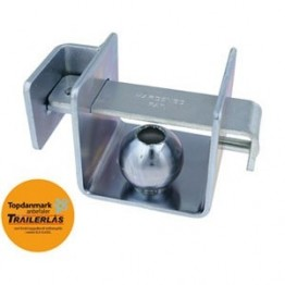 Lockit trailerlås original m/holder-20