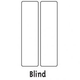 Randi Line 18 langskilt 732005 (blind/blind)-20