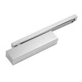 Dorma dørpumpe TS93B 2-5 hvid m/skinne-20
