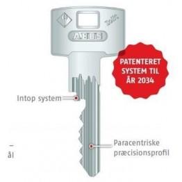ABUS Zolit system Nøgle, åben profil-20