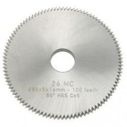 Lockit fræser 80x5x16mm 100 tænder-20