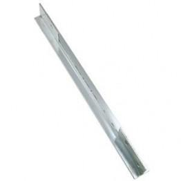 Lockit T-jern 1454 stål 400x31x35x3.0mm-20
