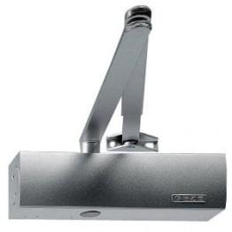 Geze dørpumpe ts2000 sølv m/arm 2-5-20