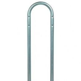 """Mefa stander 22 galvaniseret til """"Easy mounting"""" H 115/160cm-20"""
