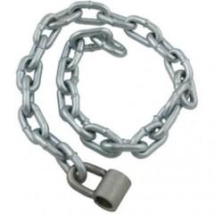 Lockit kæde t/hængelås 8mm.