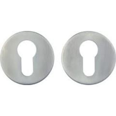 Lockit cylinderrosetter 1146 m/clips (dråbe/dråbe)
